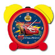 Disney Pixar Cars Twin Bell Alarm Clock