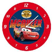 Disney Pixar Cars Wall Clock