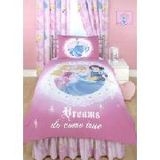 Disney Princess 'Dreams' Duvet Cover Set