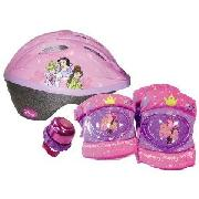Disney Princess Helmet/Accessories Set