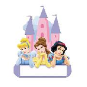 Disney Princess Name Plate
