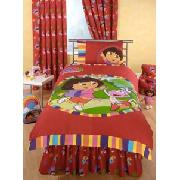 Dora the Explorer 66In x 72In Curtains