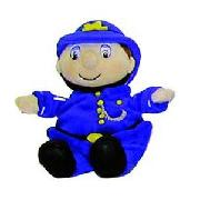 Noddy '15In Pc Plod Soft Toy'