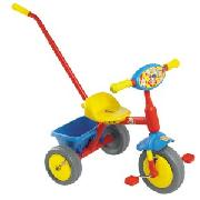 Noddy Trike with Sounds