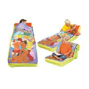 Scooby Doo Junior Rest and Relax Ready Bed