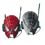 Spiderman 3, the Movie Intercom Masks