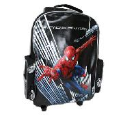Spiderman 3, the Movie Wheeled Bag with Pockets