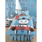 Thomas 'Big T' 66In x 54In Curtains