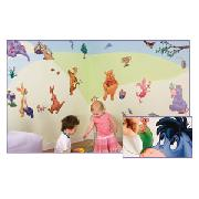 Winnie the Pooh Room Make-Over Kit