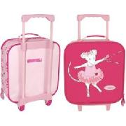 Angelina Ballerina ANG2708 - Trolley Case