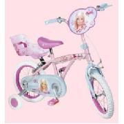 "Barbie ""3 Wishes"" 14"" Bike"