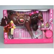 Barbie Baby Horse - Brown