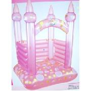 Barbie Inflatable Bouncy Castle