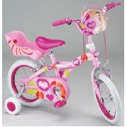 "Barbie Light Fantastic 14"" Bike"