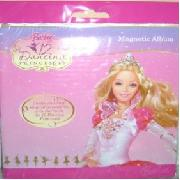Barbie Magnetic Activity Book