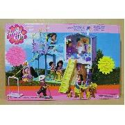 Barbie Shelly Clubhouse Playset