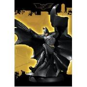 Batman In Flight Statue - Batman Begins