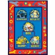 Bob the Builder Fleece Blanket