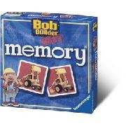 Bob the Builder Memory Game