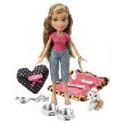 Bratz Pampered Pupz Yasmin