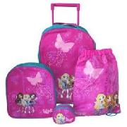 Bratz Pixiez Luggage Set