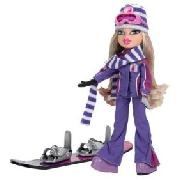 Bratz Play Sportz - Snow Boarding Lilee