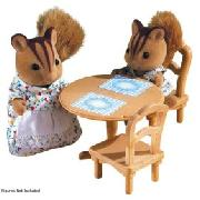 Classic Table and Chairs (Sylvanian Families)