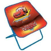 Disney Cars Metal Folding Chair