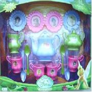 Disney Fairies 17 Piece Tea Set