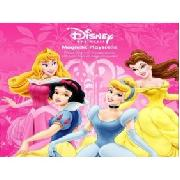 Disney Princess Magnetic Activity Game Book