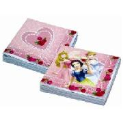 Disney Princess Napkins 20/PK