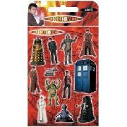 Doctor Who 2007 - Magnet Set