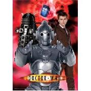 Doctor Who 3D Lenticular Poster