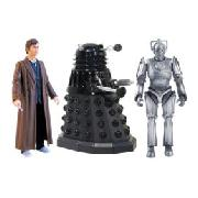 "Doctor Who - 5"" Doomsday Set"