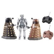 Doctor Who - Battlepack with Cyberman