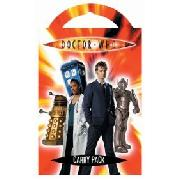 Doctor Who Sticker Carry Pack