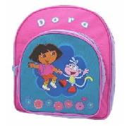 Dora and Boots Flowers Backpack DORA001012