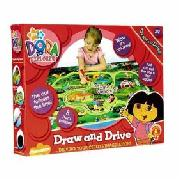 Dora the Explorer Draw and Drive