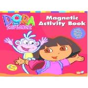 Dora the Explorer Magnetic Activity Book