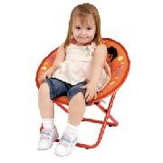 Dora the Explorer - Round Metal Fold Up Chair