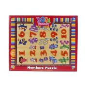 Dora the Explorer Wooden Number Puzzle