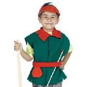 Dressing Up Costume Robin Hood Tabard