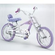 "Groovy Chick 16"" Bike"