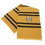 Harry Potter Hufflepuff Woolen House Scarf