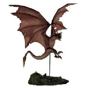 Harry Potter Hungarian Horntail Bronze Statue