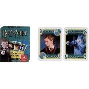Harry Potter Movie Playing Cards