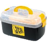 Jcb Carry Case and Tools