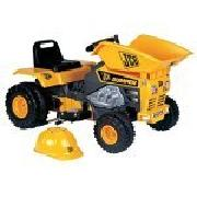 Jcb Dumper Ride On Battery Operated