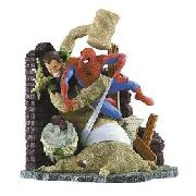 Marvel Spiderman Vs Sandman Statue