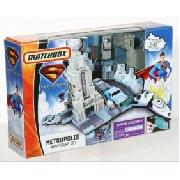Matchbox Superman Returns - Metropolis Adventure Set